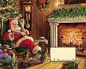 Marcello, CHRISTMAS SANTA, SNOWMAN, WEIHNACHTSMÄNNER, SCHNEEMÄNNER, PAPÁ NOEL, MUÑECOS DE NIEVE, paintings+++++,ITMCXM1944INT,#X#
