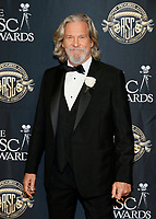 ASC Board of Governors Award honoree Jeff Bridges poses at the 33rd annual ASC Awards and The American Society of Cinematographers 100th Anniversary Celebration at the Ray Dolby Ballroom at Hollywood &amp; Highland, Saturday, February 9, 2019 in Hollywood, California.  <br /> CAP/MPI/IS<br /> &copy;IS/MPI/Capital Pictures