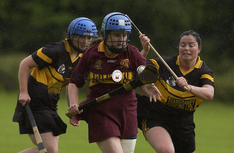 Lorraine O loughlin goal