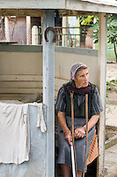 Baba. Scene from a village, Stracin, Bulgaria, 2005