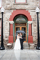Lisa & Pete's rainy and fun elopement April 6, 2018 at the new Archer Hotel in Napa.  www.archerhotel.com
