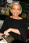 "ENCINO, CA. - March 25: Jaime Pressly signing her book ""It's Not Necessarily Not The Truth"" at the Barnes & Noble Booksellers on March 25, 2009 in Encino, California."