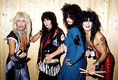 Oct 15, 1984: MOTLEY CRUE - Sporthalle Cologne Germany