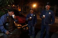 Tirabichis or garbage collectors.<br /> Tirabichis o recolectores de Basura.