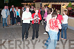 ENJOYING the crossroads.dancing in Finuge on Friday night.