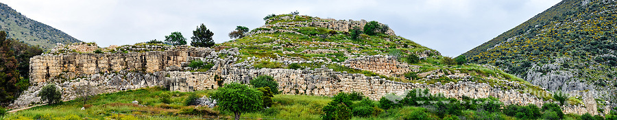 Mycenae is an archaeological site in Greece. Once a centre of Greek civilization.