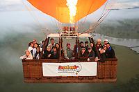 20130720 July 20 Hot Air Balloon Gold Coast