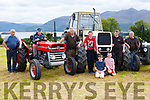 Members of Killarney Classic Vintage club who will be welcoming Knobber Vintage club nest Saturday in Fossa for a toor of the Ring of Kerry l-r: Thomas Wharton, Mick Myers, Tony, colin and Ryan Wharton, Matthew O'Mahony, Robert Giles, and Liam Wharton