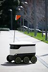 Starship Autonomous Delivery Robot, 2014; Starship Technologies (San Francisco, CA); Starship Technologies