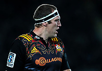 Brodie Retallick of the Chiefs during the Super Rugby Match between the Blues and the Chiefs at Eden Park in Auckland, New Zealand on Friday, 26 May 2017. Photo: Simon Watts / www.lintottphoto.co.nz
