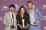 ACM Awards Press Room 2012