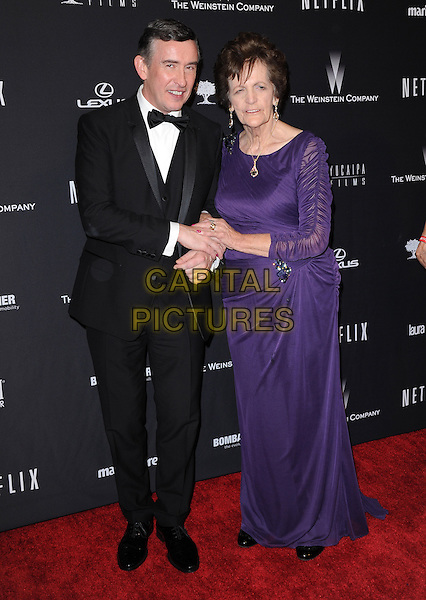 Steve Coogan and Philomena Lee attends THE WEINSTEIN COMPANY &amp; NETFLIX 2014 GOLDEN GLOBES AFTER-PARTY held at The Beverly Hilton Hotel in Beverly Hills, California on January 12,2014                                                                               <br /> CAP/DVS<br /> &copy;DVS/Capital Pictures