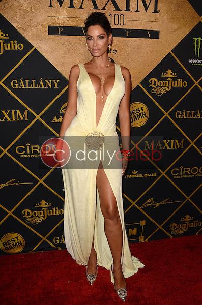 Nicole Murphy<br /> at the 2016 Maxim Hot 100 Party, Hollywood Palladium, Hollywood, CA 07-30-16<br /> David Edwards/DailyCeleb.com 818-249-4998