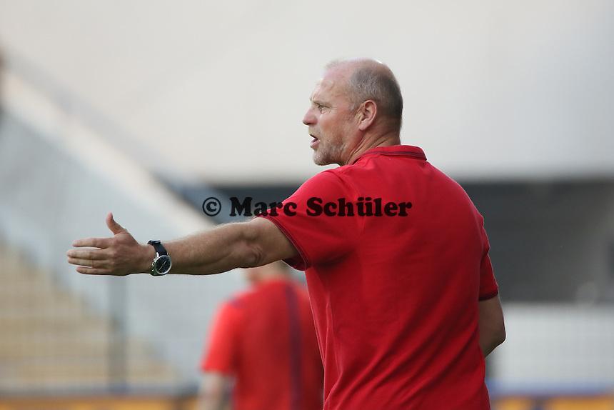 Trainer Thomas Schaaf (Eintracht) - FSV Frankfurt vs. Eintracht Frankfurt, Frankfurter Volksbank Stadion