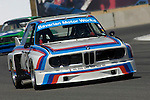 1975 BMW 3.5 CSL at the 32nd Rolex Monterey Historic Automobile Races, 2005