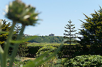 View to Pendennis Castle
