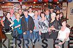 50th birthday : Colin O'Sullivan, The Cashen, Ballyduff celebrating his 50th birthday with family & friends at Lowe's Bar, Ballyduff on Saturday night last.