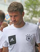 Thomas Mueller (Deutschland Germany) - *cs*31.08.2017: Teamankunft Deutschland in Prag, Marriott Hotel