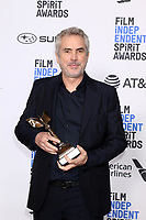 LOS ANGELES - FEB 23:  Alfonso Cuaron at the 2019 Film Independent Spirit Awards on the Beach on February 23, 2019 in Santa Monica, CA
