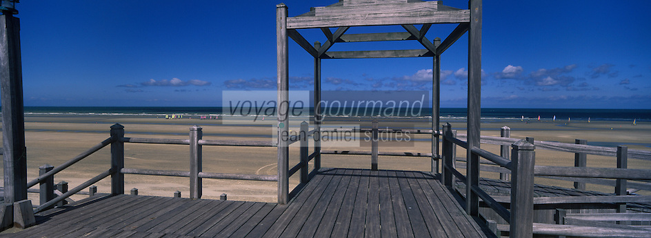 Europe/France/59/Nord/Bray-Dunes :La plage