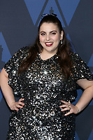 LOS ANGELES - OCT 27:  Beanie Feldstein at the 11th Annual Governors Awards at the Dolby Theater on October 27, 2019 in Los Angeles, CA
