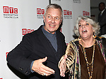 Walter Bobbie & Tyne Daly attending the Opening Night Party for the Manhattan Theatre Club's 'Golden Age' at Beacon Restaurant in New York City on December 4, 2012.