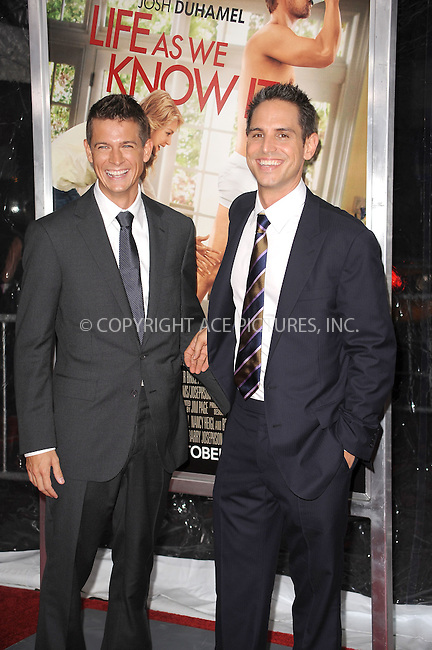WWW.ACEPIXS.COM . . . . . .September 30 2010, New York City....Greg Berlanti attends the 'Life As We Know It' premiere at the Ziegfeld Theatre on September 30, 2010 in New York City....Please byline: KRISTIN CALLAHAN - ACEPIXS.COM.. . . . . . ..Ace Pictures, Inc: ..tel: (212) 243 8787 or (646) 769 0430..e-mail: info@acepixs.com..web: http://www.acepixs.com .