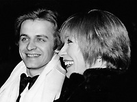 Mikhail Baryshnikov Shirley Maclaine<br /> Photo By John Barrett/PHOTOlink