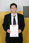 Wrestling Boys Winner - Andrei Paulet. ASB College Sport Young Sportsperson of the Year Awards 2006, held at Eden Park on Thursday 16th of November 2006.<br />