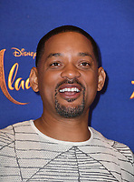 Will Smith <br /> at 'Aladdin' film photocall with the cast at the Rosewood Hotel, London, England on May 10, 2019<br /> CAP/JOR<br /> &copy;JOR/Capital Pictures