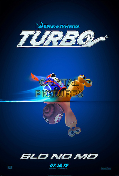 POSTER ART<br /> in Turbo (2013) <br /> *Filmstill - Editorial Use Only*<br /> CAP/FB<br /> Image supplied by Capital Pictures