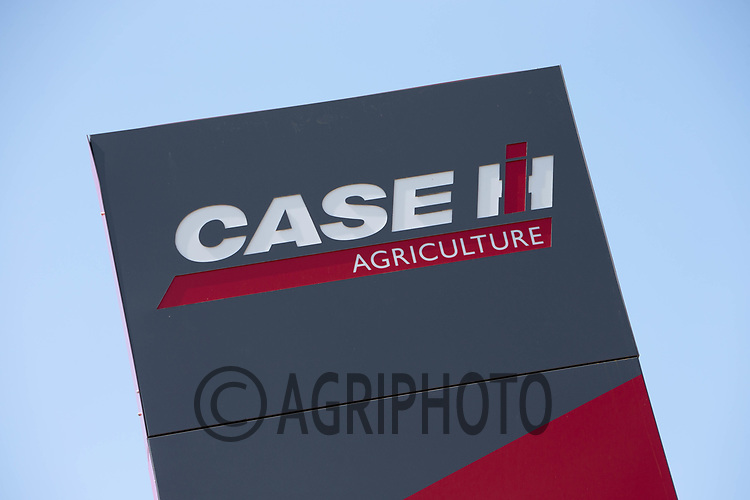 22.6.2020 Case Agriculture dealer sign<br /> ©Tim Scrivener Photographer 07850 303986<br />      ....Covering Agriculture In The UK.