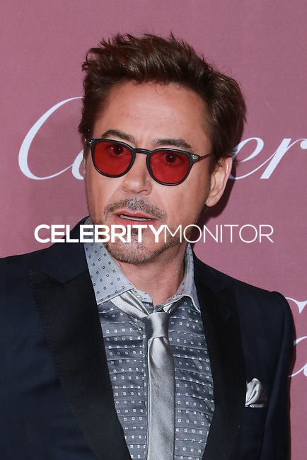 PALM SPRINGS, CA, USA - JANUARY 03: Robert Downey Jr. arrives at the 26th Annual Palm Springs International Film Festival Awards Gala Presented By Cartier held at the Palm Springs Convention Center on January 3, 2015 in Palm Springs, California, United States. (Photo by David Acosta/Celebrity Monitor)