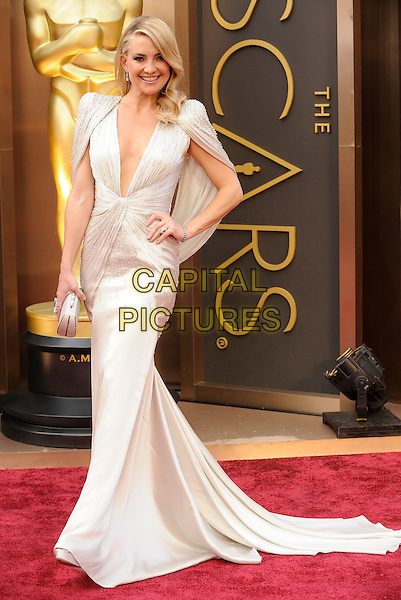 HOLLYWOOD, CA - MARCH 2: Kate Hudson arriving to the 2014 Oscars at the Hollywood and Highland Center in Hollywood, California. March 2, 2014. <br /> CAP/MPI/COR99<br /> &copy;COR99/MediaPunch/Capital Pictures