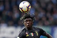 Moise Kean of Juventus in action <br /> Ferrara 13-4-2019 Stadio Paolo Mazza Football Serie A 2018/2019 SPAL - Juventus <br /> Foto Andrea Staccioli / Insidefoto