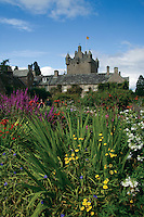Cawdor Castle and Gardens, Inverness-shire<br /> <br /> Copyright www.scottishhorizons.co.uk/Keith Fergus 2011 All Rights Reserved