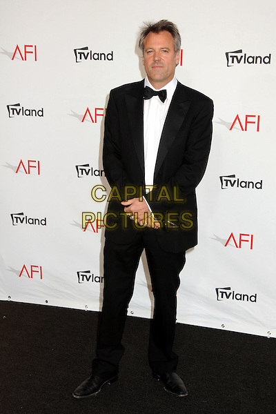 Wally Pfister.40th Annual AFI Life Achievement Award Honoring Shirley MacLaine held at Sony Pictures Studios, Culver City, California, USA..June 7th, 2012.full length tuxedo black white .CAP/ADM/BP.©Byron Purvis/AdMedia/Capital Pictures.