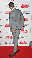 Alexander Skarsgard at the &quot;War On Everyone&quot; UK film premiere, Picturehouse Central, Corner of Shaftesbury Avenue and Great Windmill Street, London, England, UK, on Thursday 29 September 2016.<br /> CAP/CAN<br /> &copy;CAN/Capital Pictures /MediaPunch ***NORTH AND SOUTH AMERICAS ONLY***