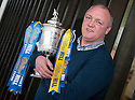 Falkirk Forfar Scottish Cup Photocall
