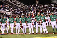 Carlos Torres (72), Fernando Salas (59 )Miguel Gonzalez (58), Jake Sanchez (55) Sergio Romo (54),   , Joakim Soria (48),  Luis Cruz (47) y Oliver Perez.<br /> <br /> Aspectos del partido Mexico vs Italia, durante Cl&aacute;sico Mundial de Beisbol en el Estadio de Charros de Jalisco.<br /> Guadalajara Jalisco a 9 Marzo 2017 <br /> Luis Gutierrez/NortePhoto.com