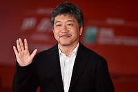 Hirokazu Kore Eda film director <br /> Roma 17/10/2019 Auditorium Parco della Musica <br /> Motherless Brooklin Red Carpet <br /> Roma Cinema Fest <br /> Festa del Cinema di Roma 2019 <br /> Photo Andrea Staccioli / Insidefoto