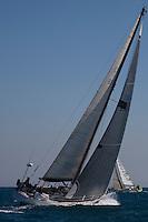 Esp 6192  .Swany  .Gonzalo Infante  .Eduardon Mendez  .RCR Alicante  .Swan 44 .XXII Trofeo 200 millas a dos - Club Náutico de Altea - Alicante - Spain - 22/2/2008