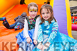 Enjoying the Frozen Fest at Ballybunion on Sunday were Amy Tracy and Heidi Moriarty