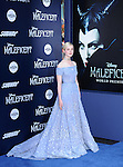 "Elle Fanning attends The World Premiere of Disney's ""Maleficent"" held at The El Capitan Theatre in Hollywood, California on May 28,2014                                                                               © 2014 Hollywood Press Agency"
