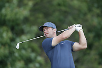 Paul Casey (ENG) tees off on the 15th hole during the second round of the 118th U.S. Open Championship at Shinnecock Hills Golf Club in Southampton, NY, USA. 15th June 2018.<br /> Picture: Golffile | Brian Spurlock<br /> <br /> <br /> All photo usage must carry mandatory copyright credit (&copy; Golffile | Brian Spurlock)
