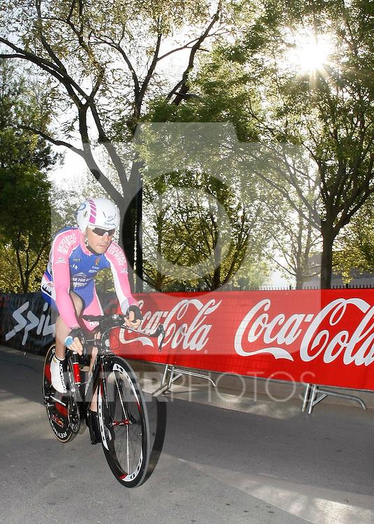 323 Juan Garcia Club Ciclista Getafe cri master . (ALTERPHOTOS/ACERO)