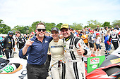 IMSA WeatherTech SportsCar Championship<br /> Chevrolet Sports Car Classic<br /> Detroit Belle Isle Grand Prix, Detroit, MI USA<br /> Saturday 3 June 2017<br /> 93, Acura, Acura NSX, GTD, Andy Lally, Katherine Legge, Michael Shank<br /> World Copyright: Richard Dole<br /> LAT Images<br /> ref: Digital Image RD2_2002