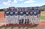 Baseball - Sophomore Day ceremony