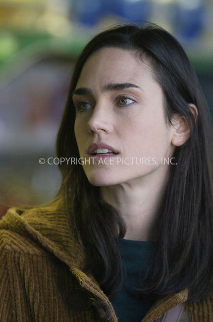 "Oscar-winning actress Jennifer Connelly on the set of her new movie ""Dark Water"" during the first day of shooting in New York City. Directed by Walter Salles, ""Dark Water"" Centres on the plight of a mother and daughter who, wounded by an unpleasant custody battle, move into a run-down apartment building only to be harassed by the ghost of a former resident. March 25 2004. Please byline: ACE Pictures.   ..*PAY-PER-USE*      ....IMPORTANT: Please note that our old trade name, NEW YORK PHOTO PRESS (NYPP), is replaced by our new name, ACE PICTURES. New York Photo Press and ACE Pictures are owned by All Celebrity Entertainment, Inc.......All Celebrity Entertainment, Inc:  ..contact: Alecsey Boldeskul (646) 267-6913 ..Philip Vaughan (646) 769-0430..e-mail: info@nyphotopress.com"