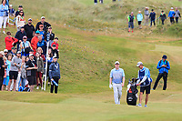 during the 3rd round of the Dubai Duty Free Irish Open, Lahinch Golf Club, Lahinch, Co. Clare, Ireland. 06/07/2019<br /> Picture: Golffile | Thos Caffrey<br /> <br /> <br /> All photo usage must carry mandatory copyright credit (© Golffile | Thos Caffrey)